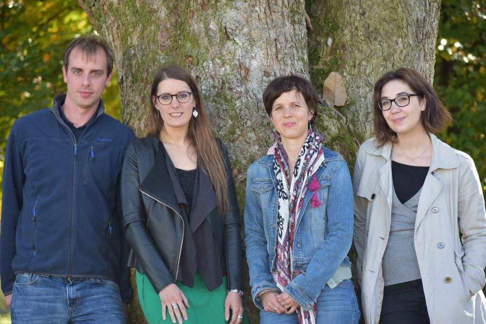 l'équipe du GAL Ardenne méridionale